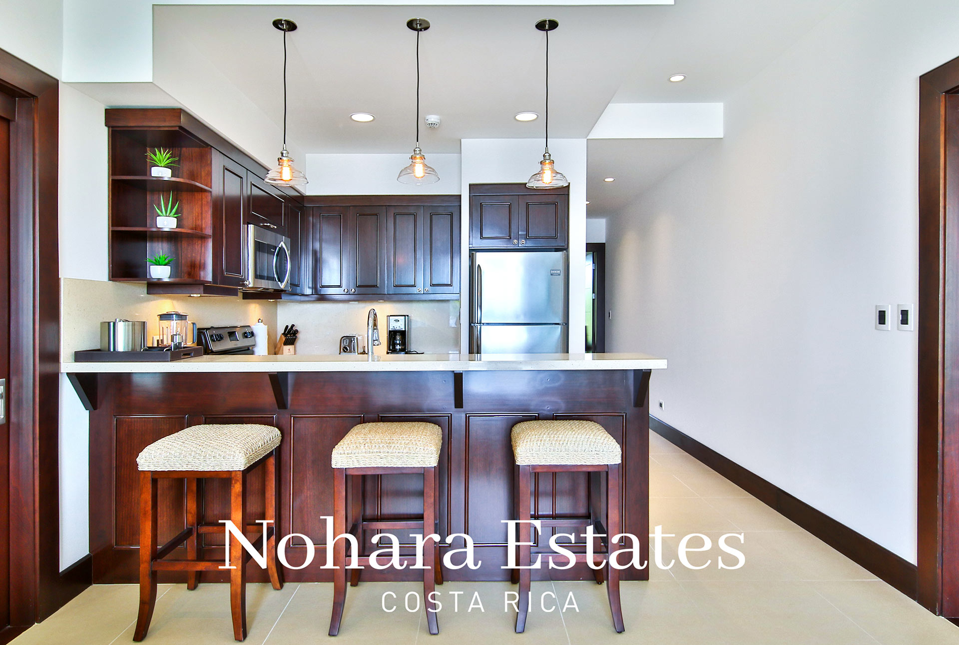 Nohara Estates Costa Rica Pacifico Playa Flamingo Pool Front Apartment 5